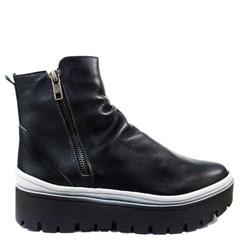 Bota Sneaker Belle Couro 4222