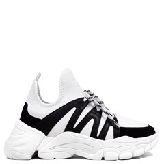 Chunky Sneaker Sock Neoprene 6332