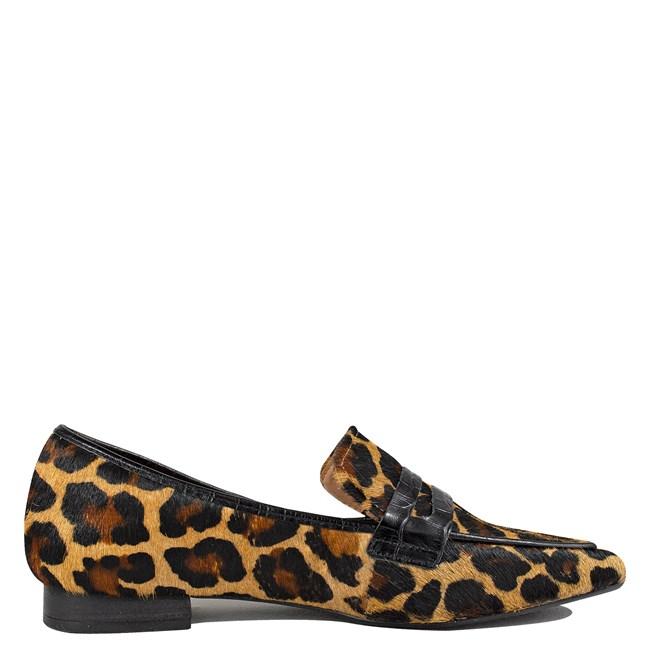 Mocassim Animal Print Leopardo 103