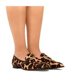 Mocassim Tomboy Leopardo 533