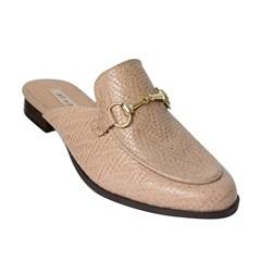Mule Gucci Inspired em Palha Nude 531 - Recomendamos a compra de um número acima do normalmente usado