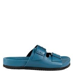 [PRÉ VENDA] Papete Luana Couro Azul Cobalto BK104