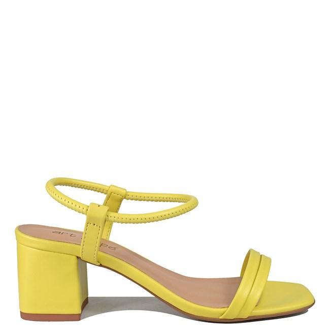Sandália Jenner Amarelo 0139