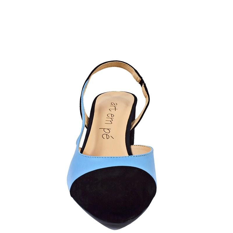 Scarpin Celine Azul 6025