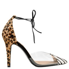 Scarpin Stacy Animal Print 9556