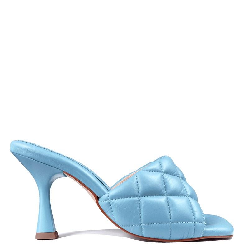 Tamanco Sarah Salto Taça Sky Bottega Veneta inspired 5-100