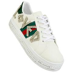 ... Tênis Gucci Inspired Loved em Napa Off White 005 b257781b8dc
