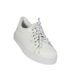 Tênis Nina Couro Branco 40001 Tênis Nina Couro Branco 40001 21755218557