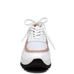 Tênis Roma Branco Couro 7201