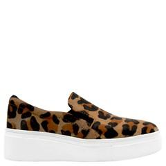Tênis Slip On Thayla Leopardo 8000